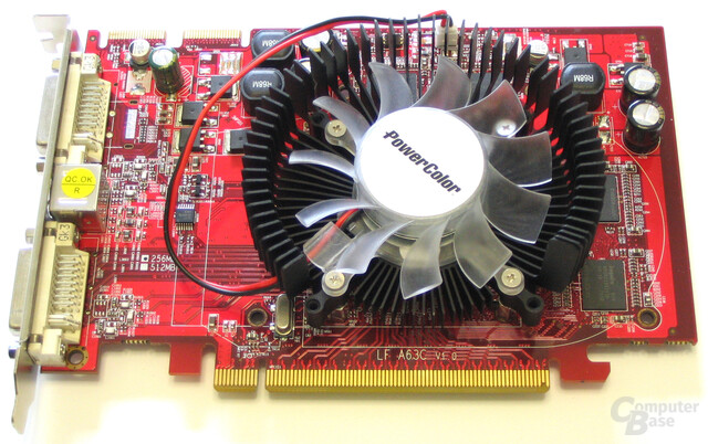 PowerColor Radeon HD 2600 XT GDDR3