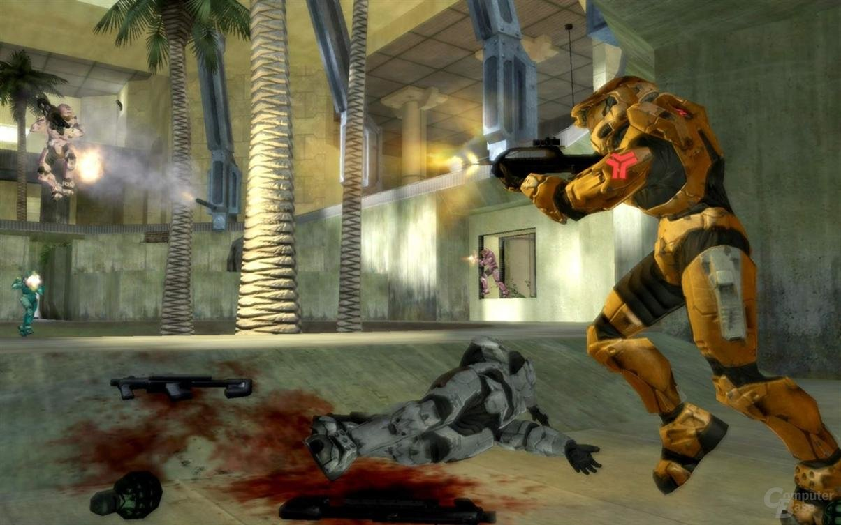 Halo 2 Multiplayer
