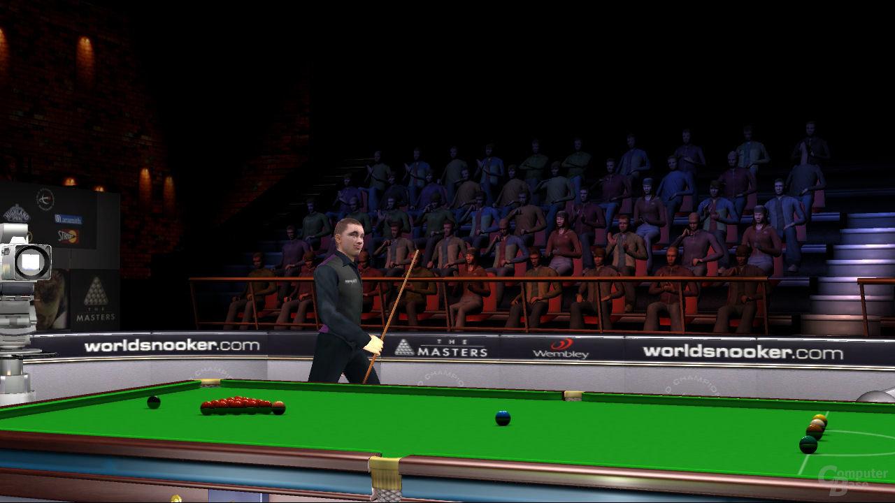 World Snooker Championship 2007 für PS3