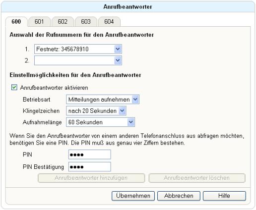 AVM: Neue Firmware bringt individuelle Anrufbeantworter