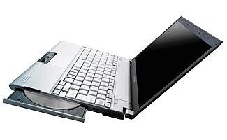 Toshiba Dynabook SS RX/Portégé R500