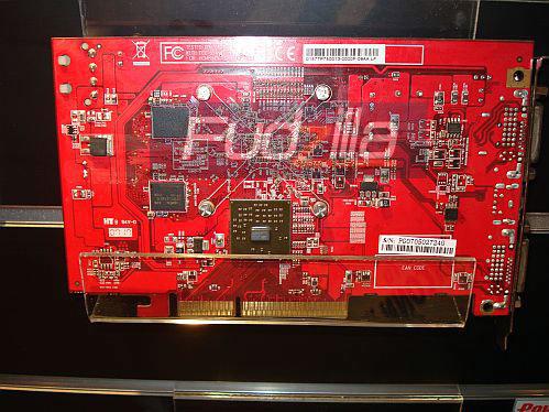 Radeon HD2600 AGP (Quelle: Fudzilla.com)