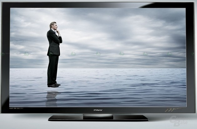 "Samsung 70"" Full-HD LCD TV"