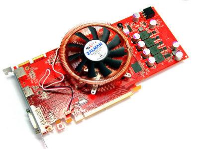 ATi Radeon HD 2600 XT GDDR4