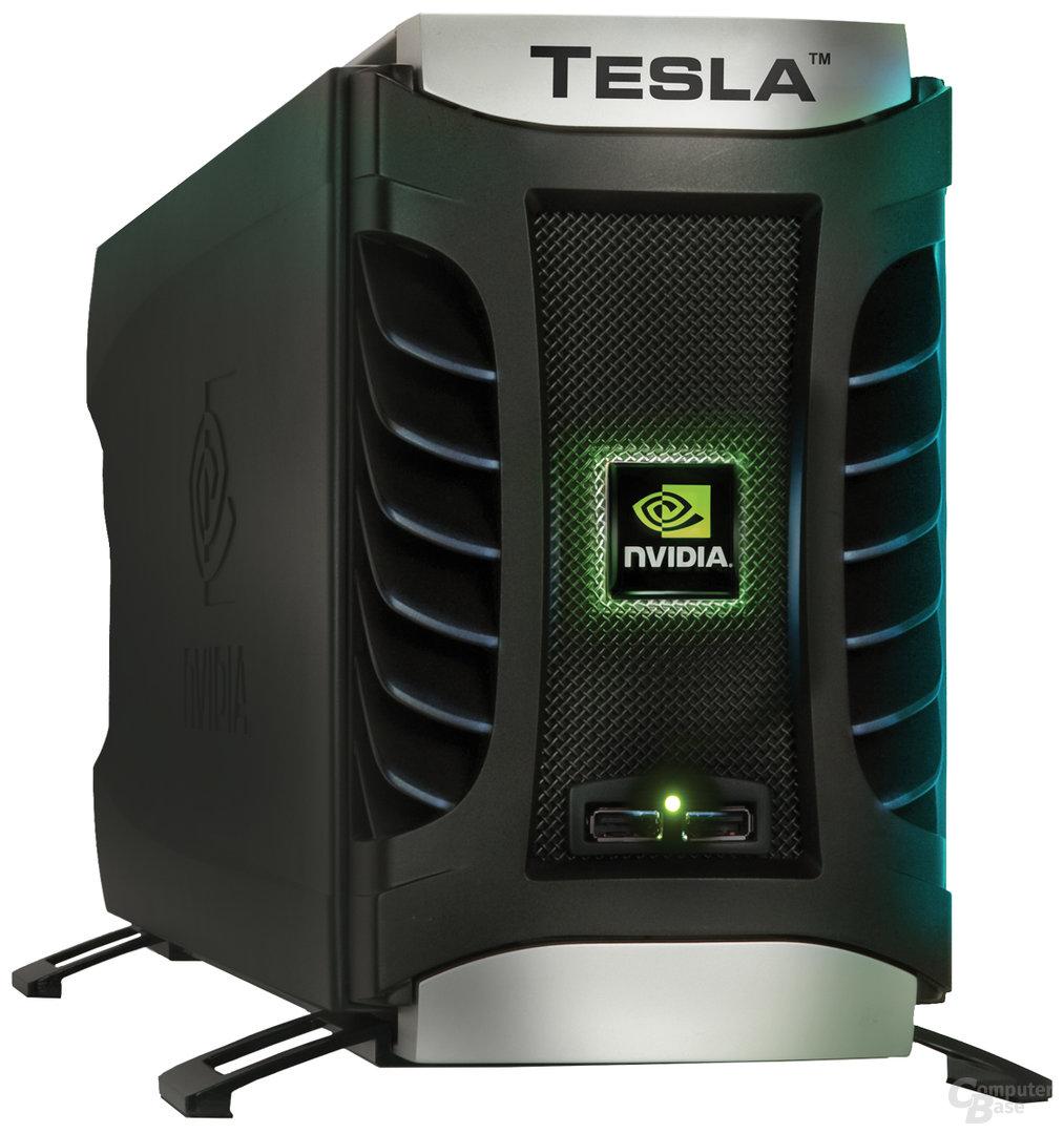 nVidia Tesla D870 Deskside Supercomputer
