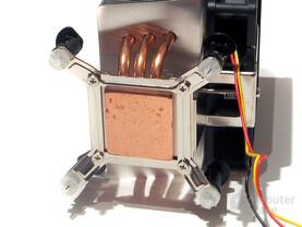 Katana 2: Unbehandeltes Kupfer als Kontaktfläche (Kama-Cross: Vernickelter Boden)
