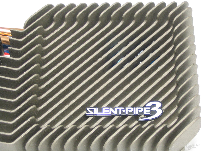 GeForce 8600 GTS Silent-Pipe 3 Kühler