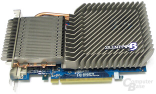 Gigabyte GeForce 8600 GTS Silent-Pipe 3