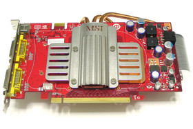 MSI GeForce 8600 GTS