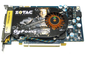 Zotac GeForce 8600 GTS 512