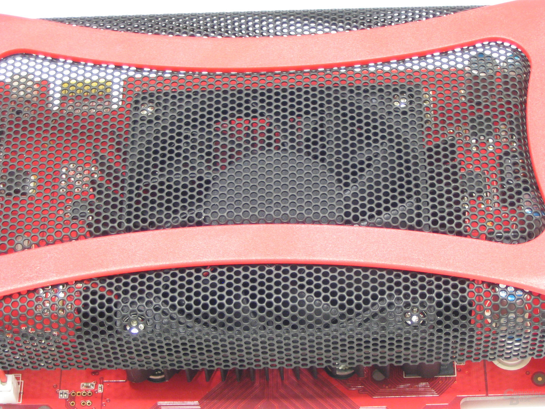 GeForce 8600 GTS 512 Kühler