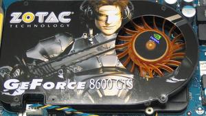 Acht Nvidia GeForce 8600 GTS im Test: Direct3D 10 trifft auf Custom-Designs