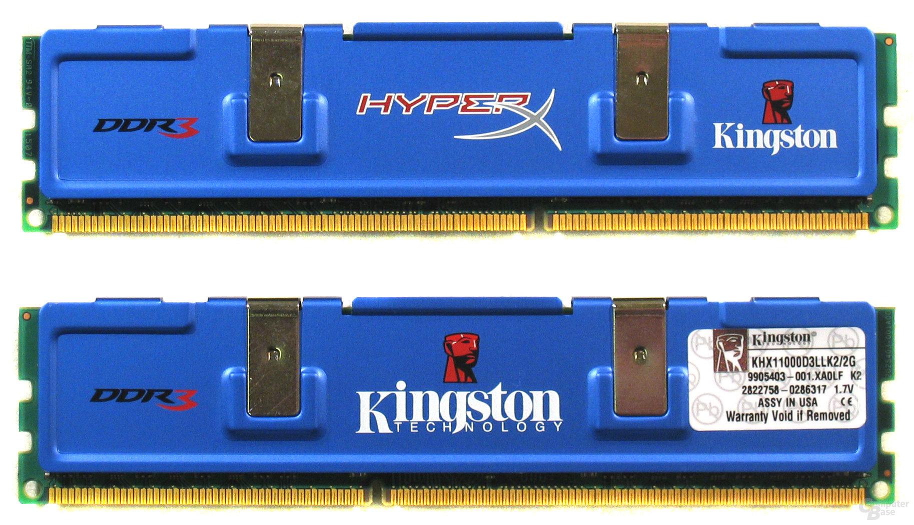 Kingston HyperX DDR3-RAM