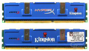 Kingston HyperX DDR3-RAM