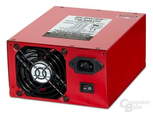 OCZ Silencer 750 Quad CrossFire Edition PSU