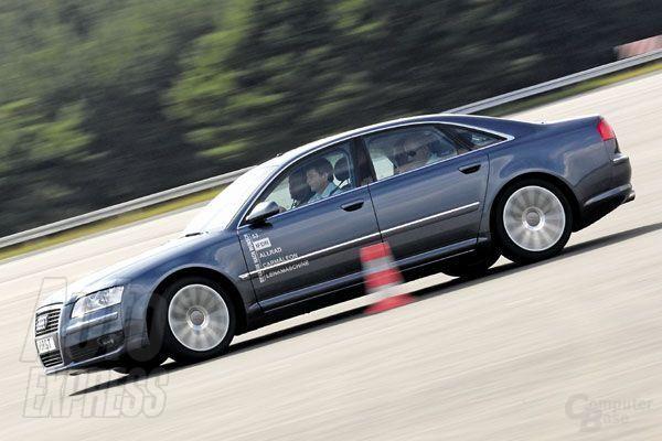 Audi-A8-Prototyp