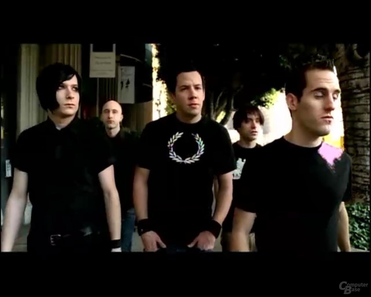 Musikvideo auf Joost