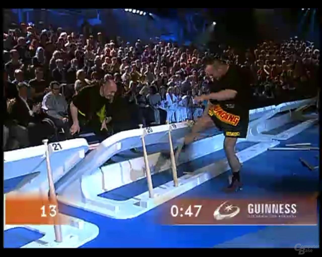 Weltrekord TV auf Joost