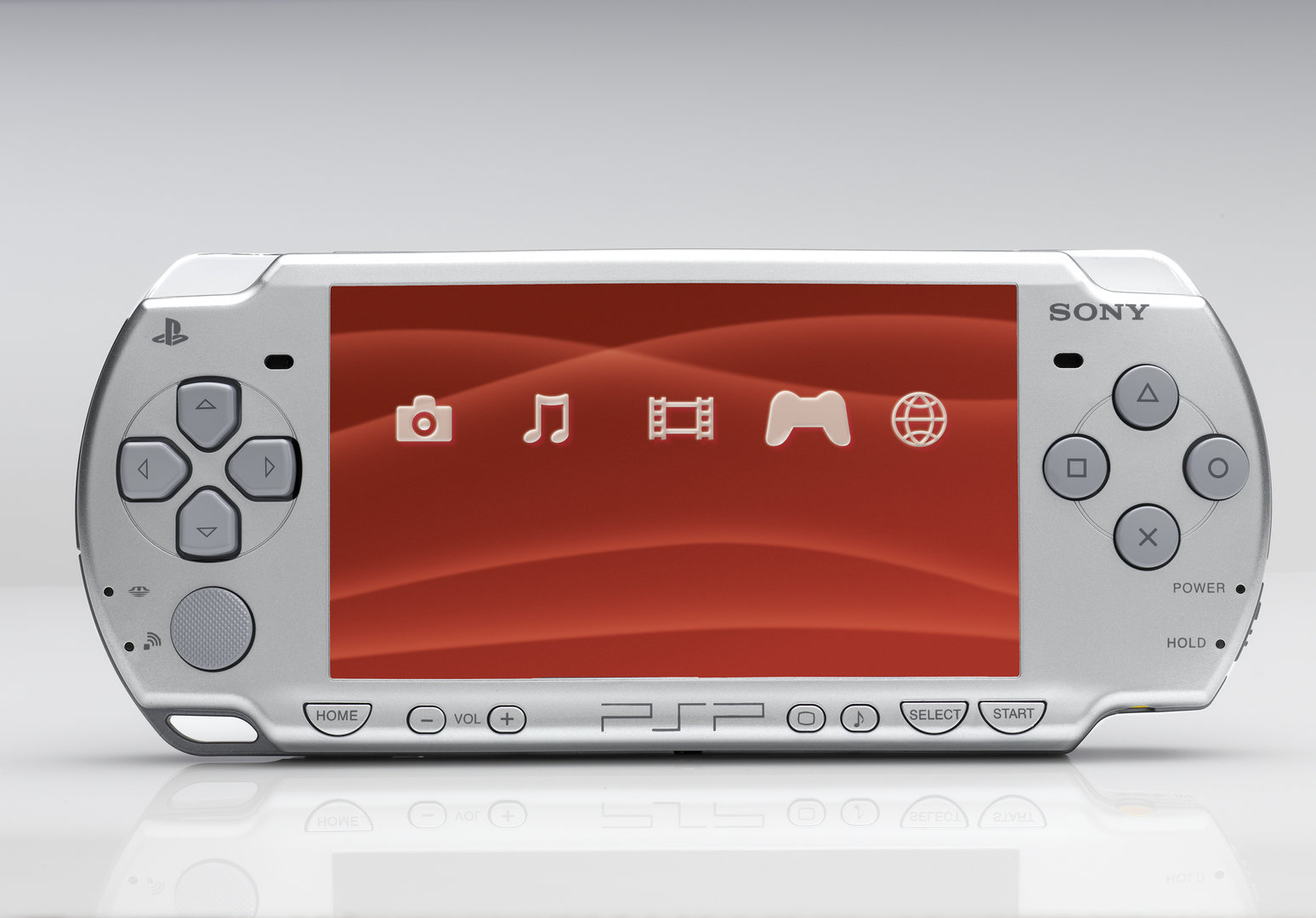 PSP Ice Silver