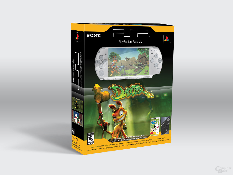 PSP Entertainment-Box