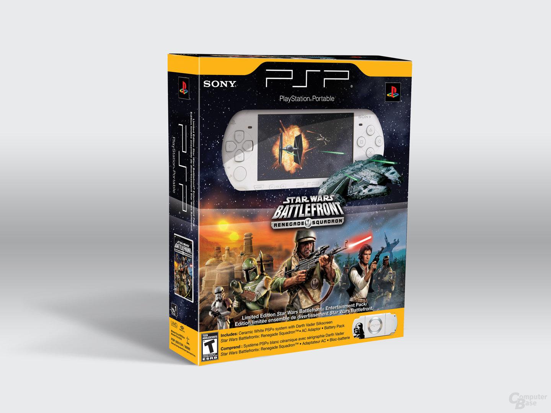 PSP Star Wars Battlefront