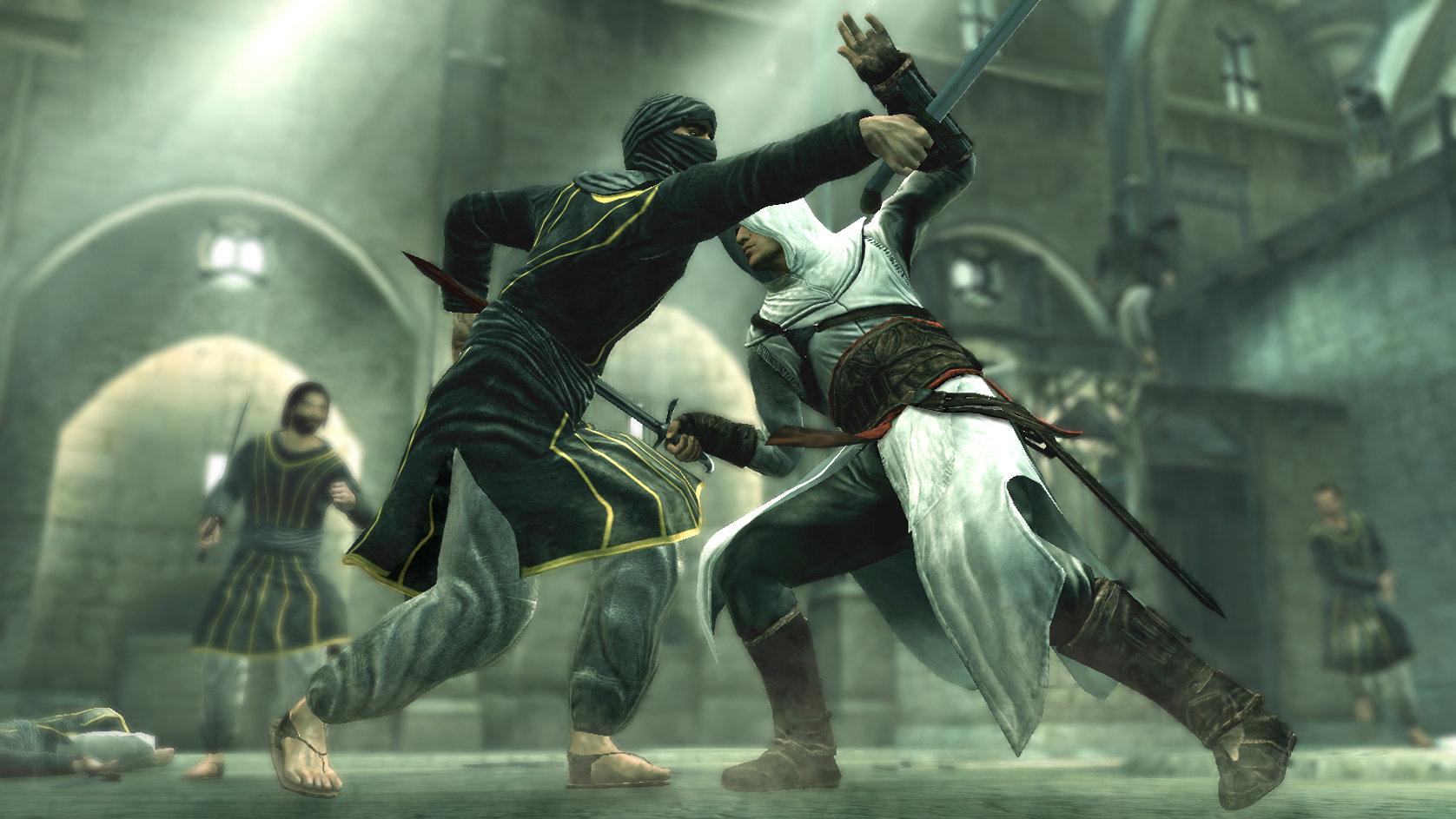 Assassin's Creed   E³, 11.07.07