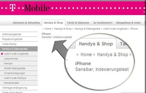 iPhone bei T-Mobile – Quelle: Focus.de