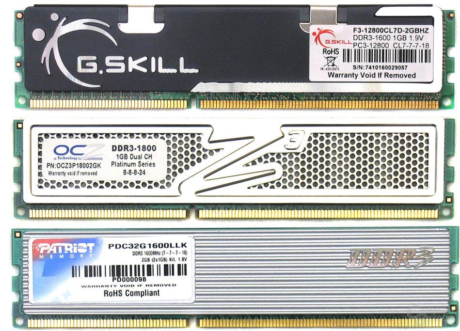 DDR3 am Limit