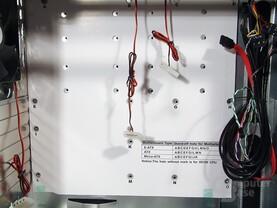Cooler Master Cosmos – Mainboardschlitten