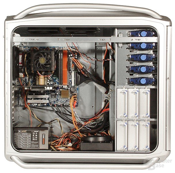 Cooler Master Cosmos – System