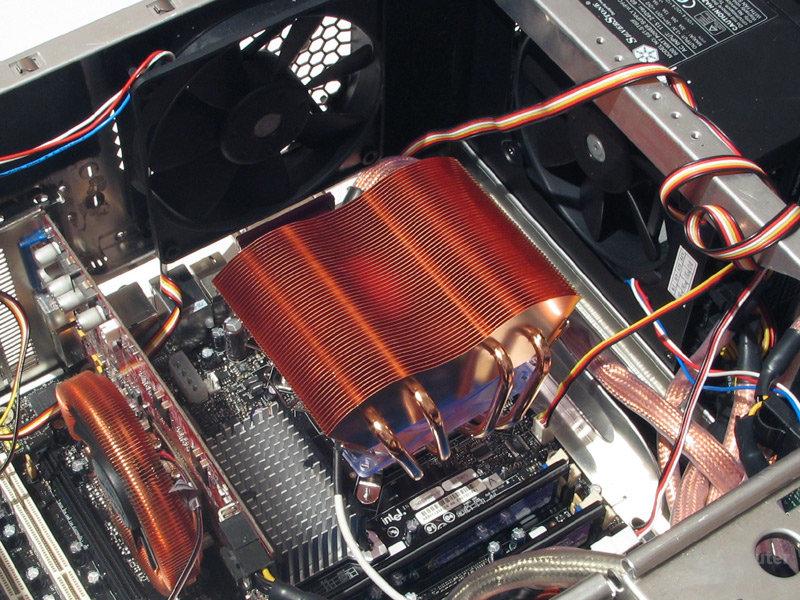 Schicke Optik – keine Platzprobleme im eingebauten System