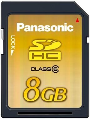 Panasonic RP-SDV08GE1K