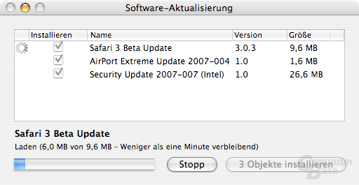 Updates für MacBook Pro