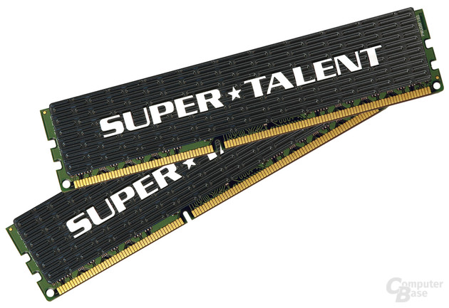 Super Talent DDR3-Kit