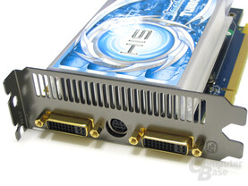 HIS Radeon HD 2600 XT IceQ Slotblech