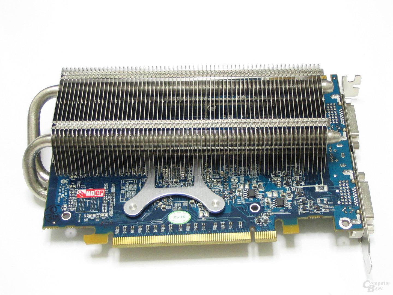 Sapphire Radeon HD 2600 XT Ultimate Rueckseite