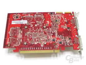 Asus Radeon HD 2600 XT Rueckseite