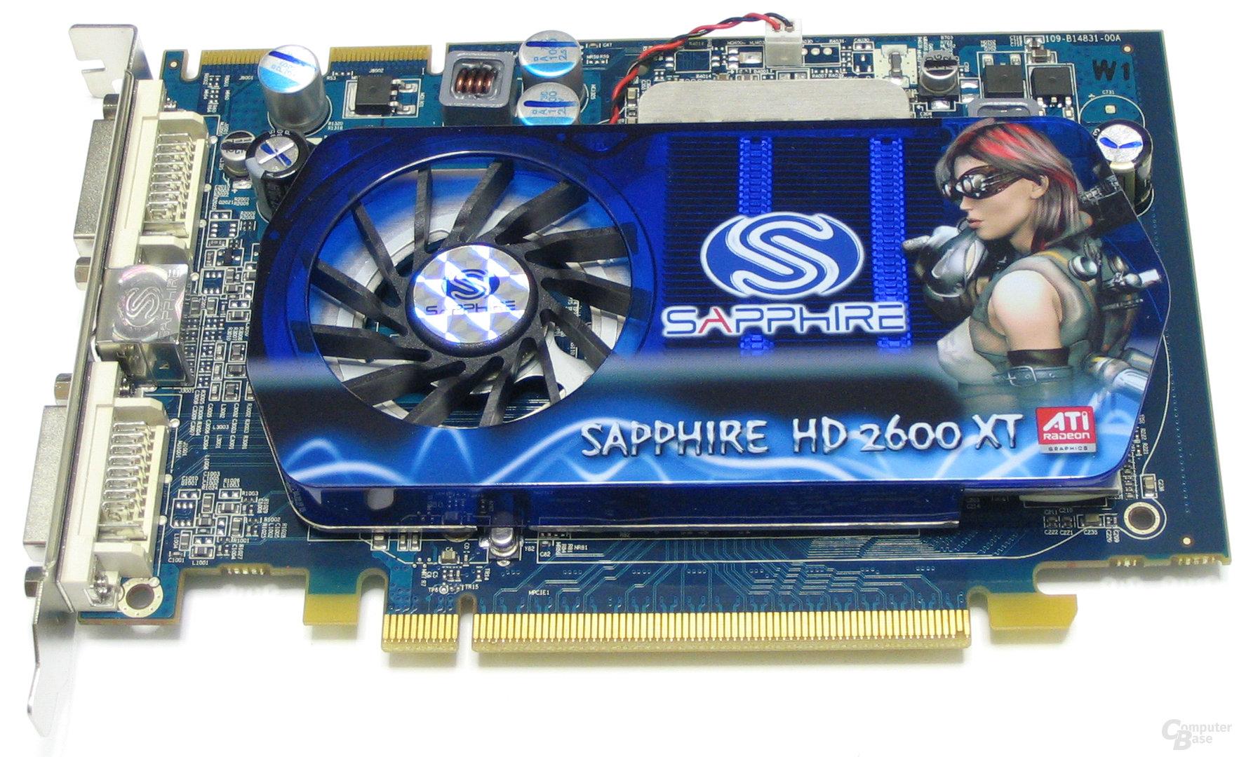 Sapphire Radeon HD 2600 XT