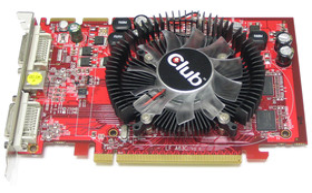 Club3D Radeon HD 2600 XT