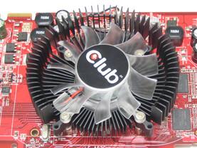 Club3D Radeon HD 2600 XT Luefter