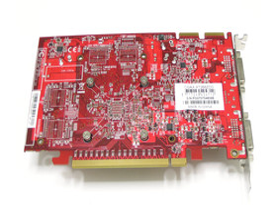Club3D Radeon HD 2600 XT Rueckseite