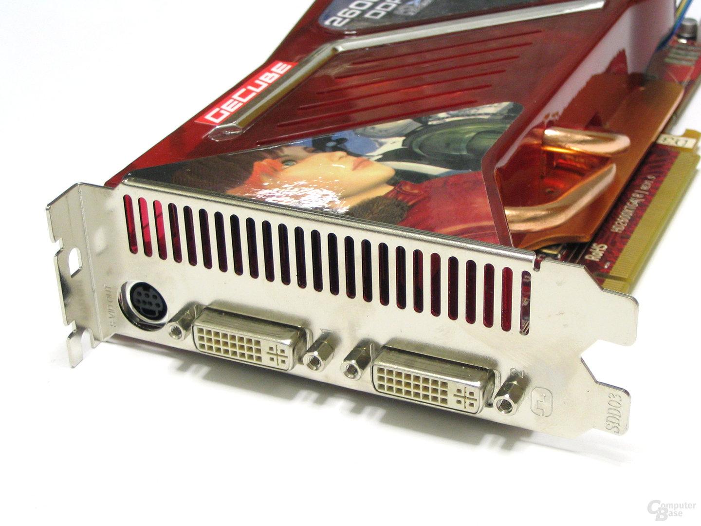 GeCube Radeon HD 2600 XT X-Turbo II Kuehler