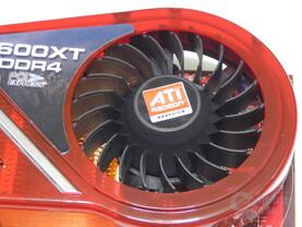 GeCube Radeon HD 2600 XT X-Turbo II Luefter
