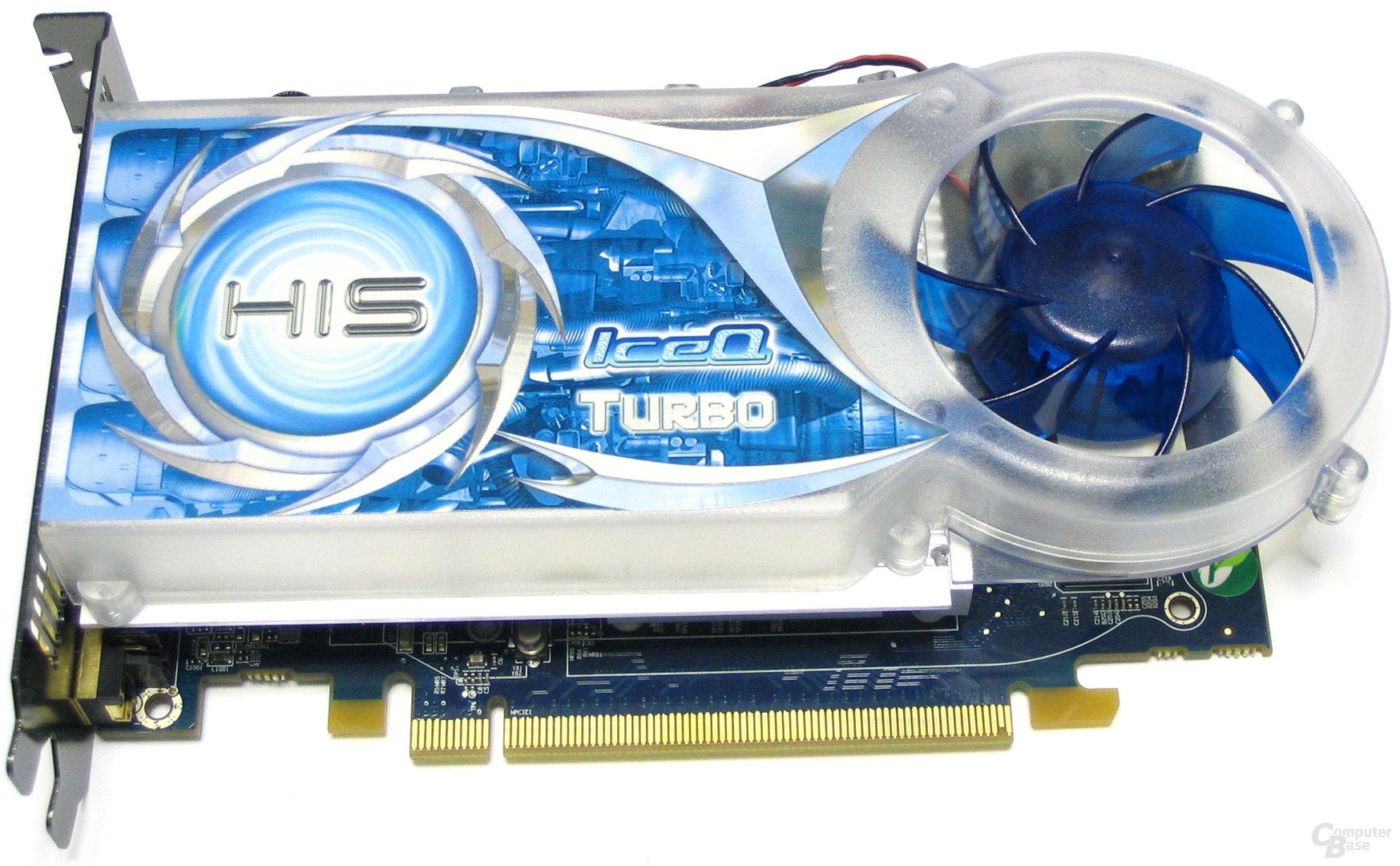 HIS Radeon HD 2600 Pro IceQ Turbo