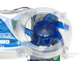 HIS Radeon HD 2600 Pro IceQ Turbo Luefter