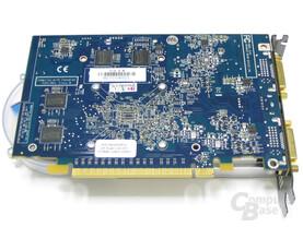 HIS Radeon HD 2600 Pro IceQ Turbo Rueckseite