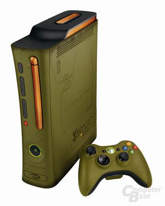 Xbox 360 Halo 3 Special Edition Console