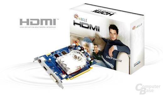 Saprkle-Grafiklösungen mit HDMI