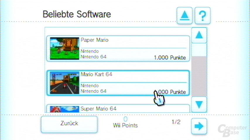 Beliebte Software