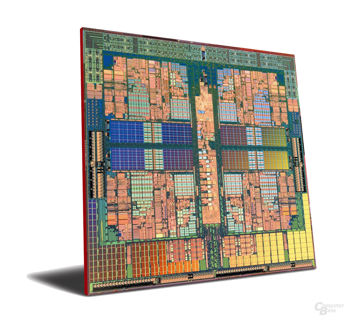 AMD Phenom X4 (Die-Shot)